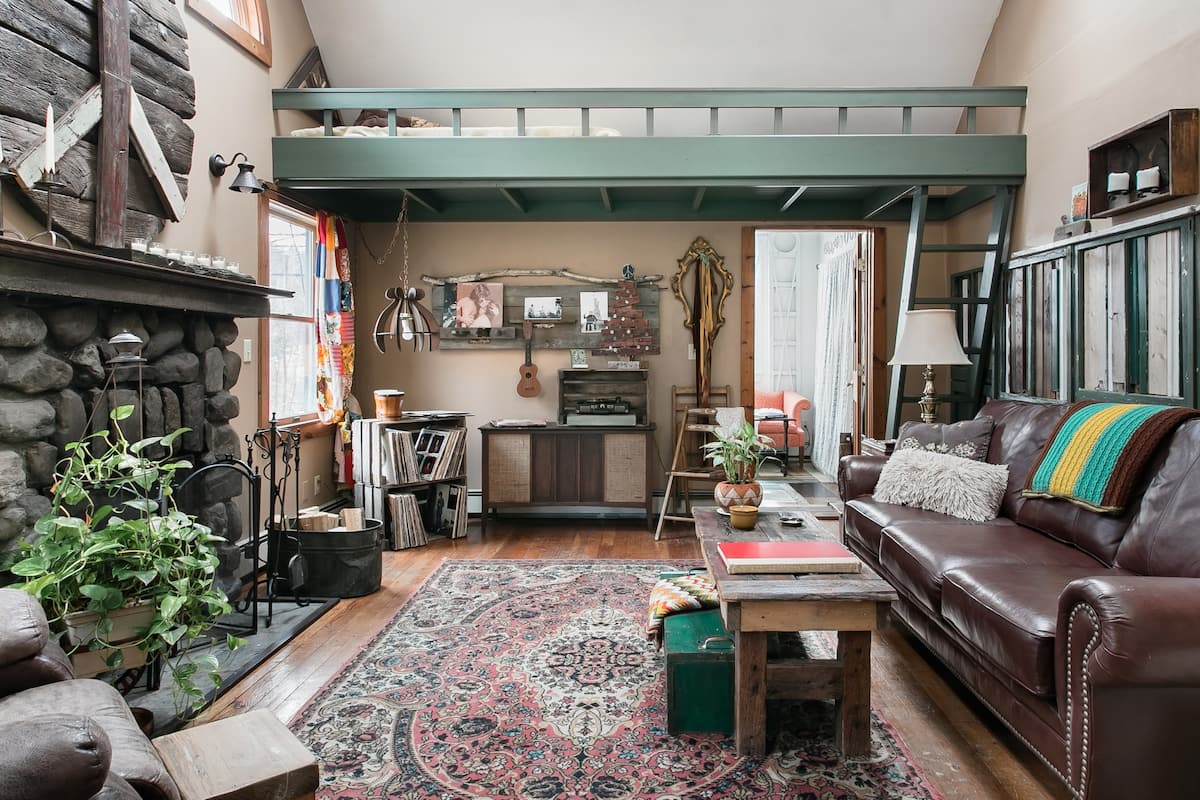 Characterful Hudson Valley Home in Warwick