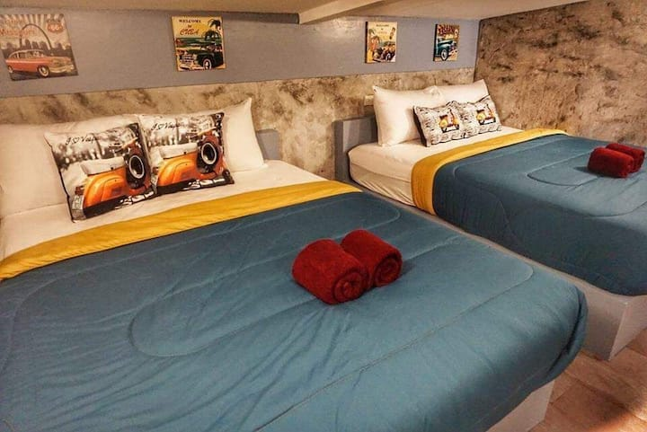 3 bed 3 bathroom house 300m to Saikaew beach