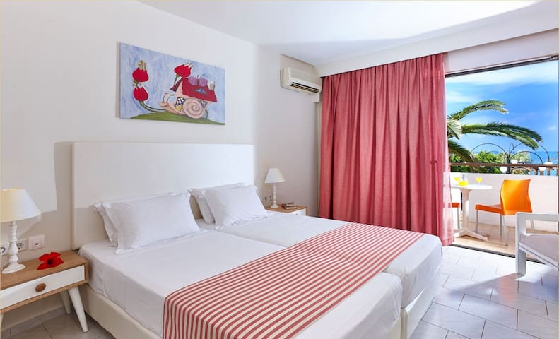 Double Room with FREE BREAKFAST - Stalis