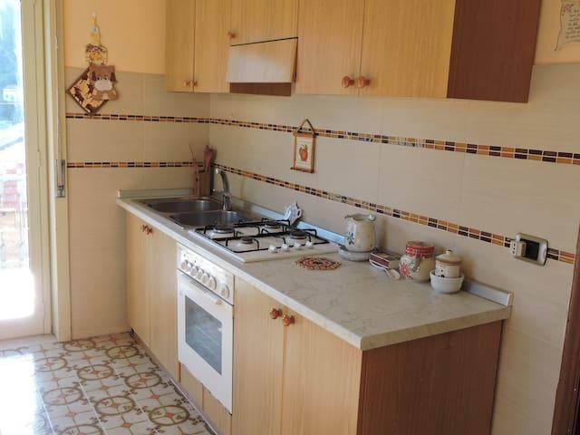 Casa vacanze zona Bordonaro - policlinico Messina