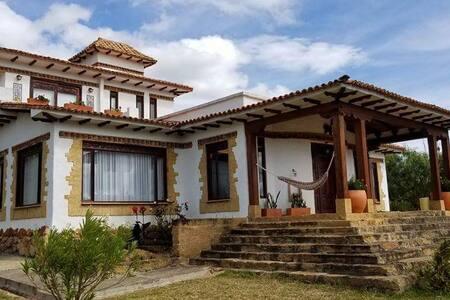 Casa campestre Villa Mayor