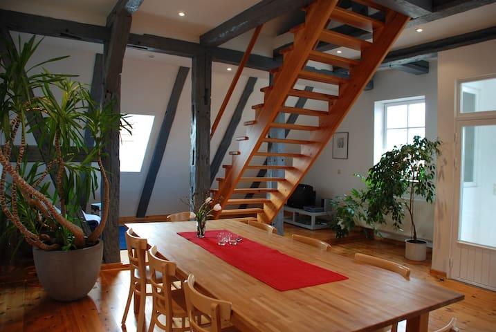 Ferienwohnung mit Seeblick - Gartow - Apartment