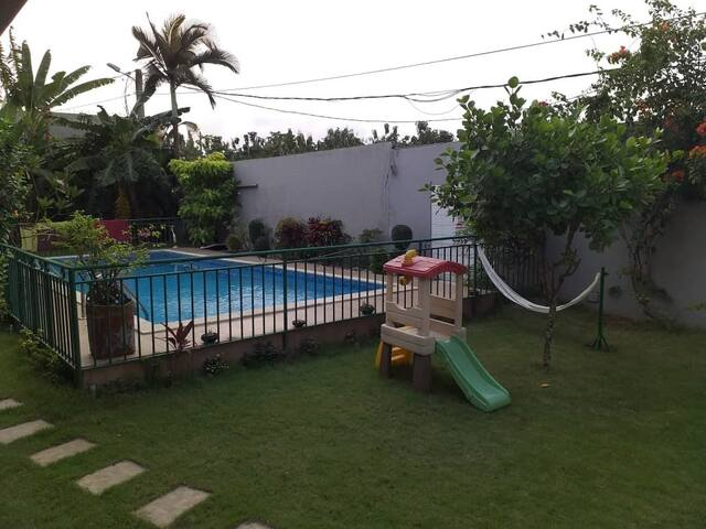 Family home in the heart of Abidjan