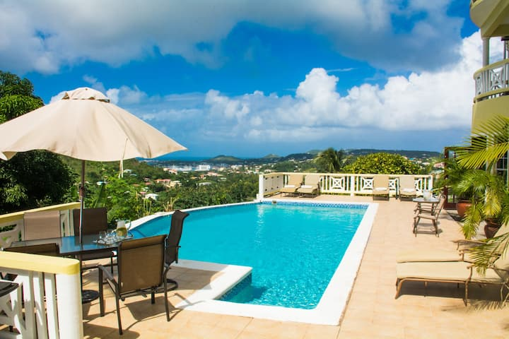 Heavenly Suites St. Lucia PH