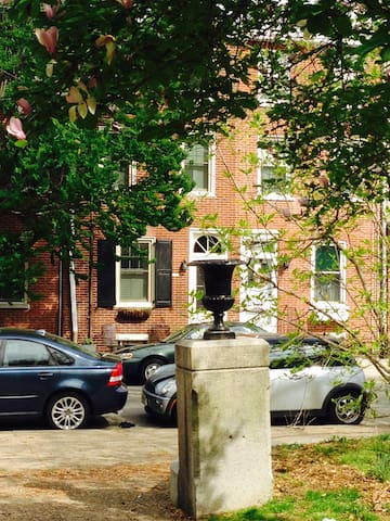 Park View in Charming South Philly Rowhome
