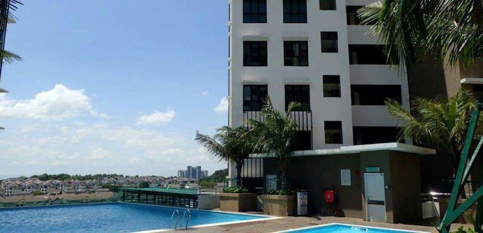 KL/ Cheras - Home Stay Apartment - Corner Unit
