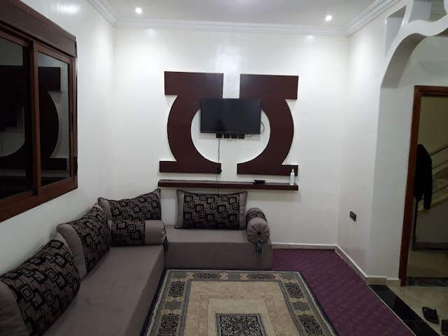 résidence sahel