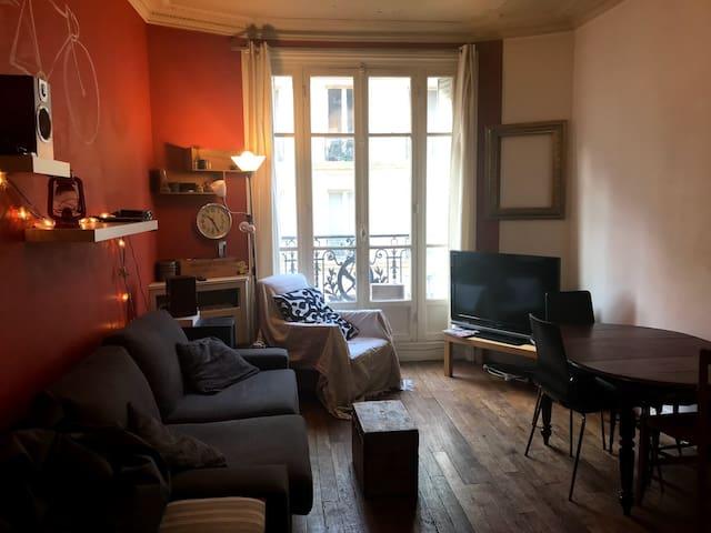 Room near Jardin du Luxembourg
