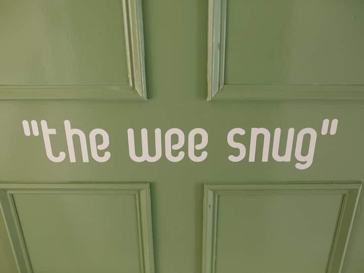 The Wee Snug Apartment in Portrush