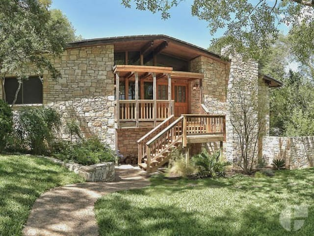 Treehouse Close to Downtown - Austin - Casa