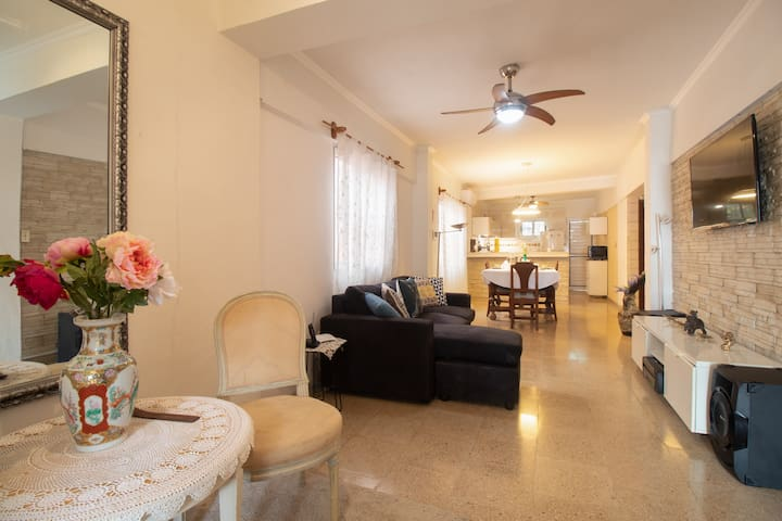 Villa ebomar the best option ideal for family WIFI