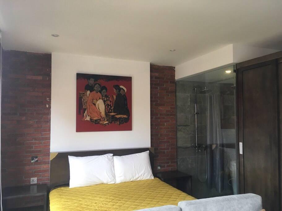 Sundance Apartment by Ho Tay lake