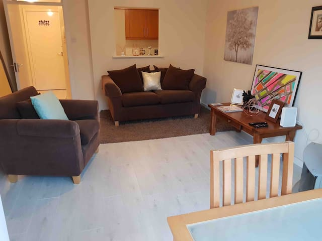 Stunning 1 Bedroom Apartment by the River Liffey!