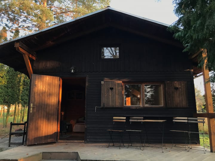 Ohařova Chata - Hound´s Lodge