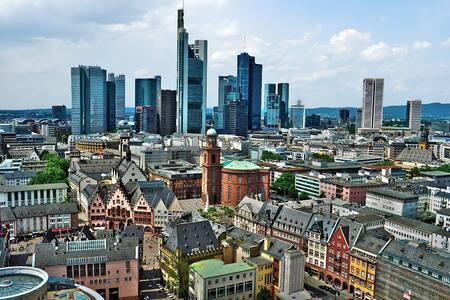 Gastfreundlichkeit im Herzen Frankfurts! - 法兰克福 - 其它