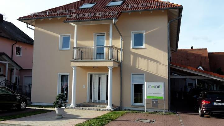Ingolstadt-Friedrichshofen - schönes Zimmer