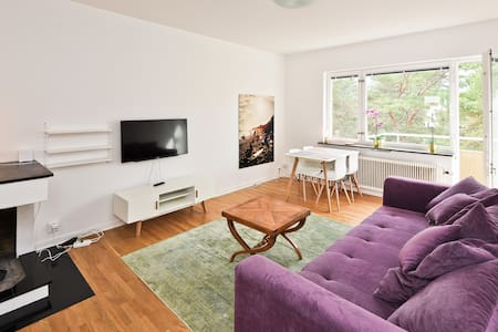 Nice newly renovated apartment close to inner city