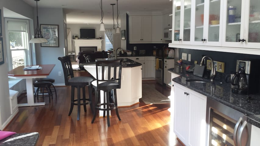 Private Bed & Bath near Dulles - Herndon - Haus