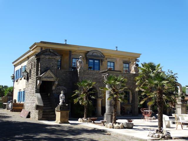 Familie Villa oase van rust en vrijheid.
