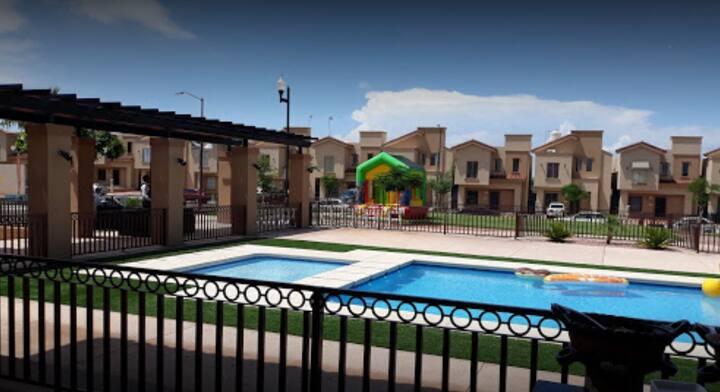 Casa amplia para 6 personas en Toledo