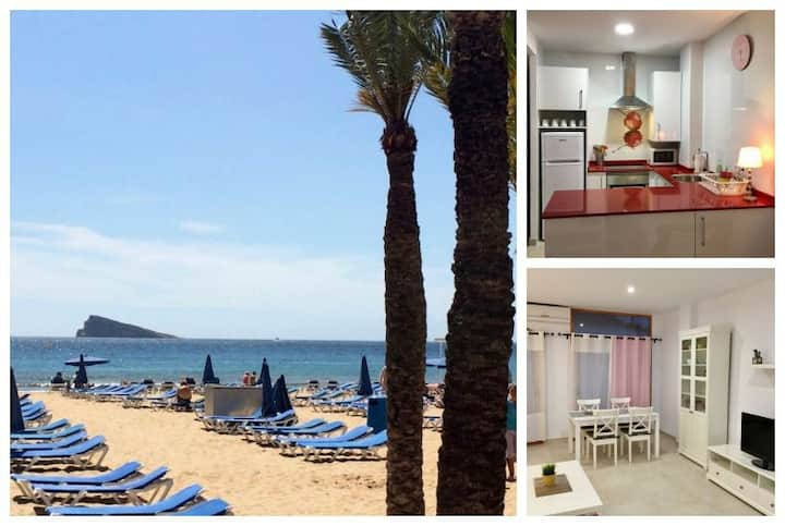 Altea Apartment Costa Blanca in Old Town Heart !