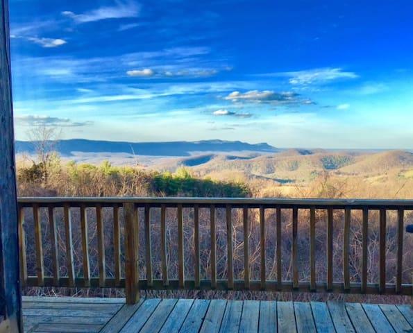 Mystic Mountain - Rileyville - Cabaña