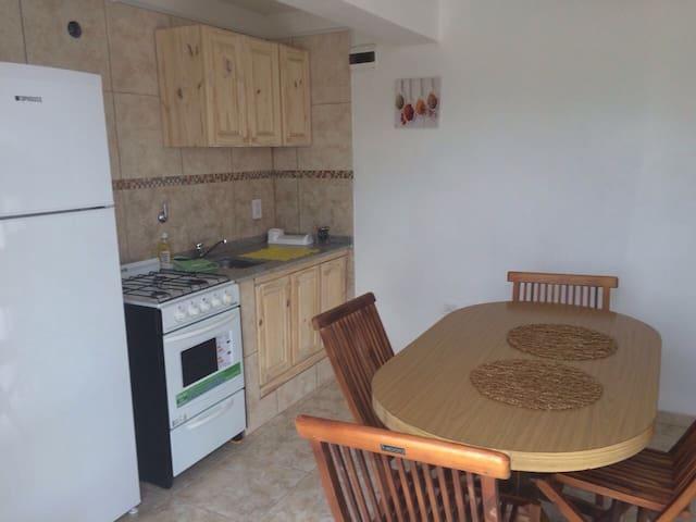 Departamento la buena vista - Villa Cura Brochero - Apartment