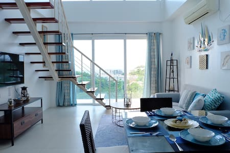 2BR  Glasshouse with Penthouse St1 - Daire