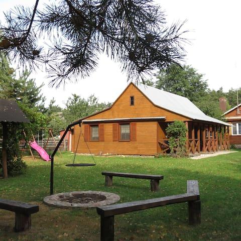 Domek Pod Lasem - STUDIO