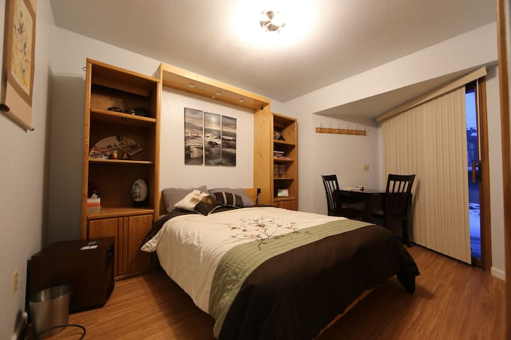 Private 2 Bedroom & Bathroom, 5 min from Airport - Anchorage - Dům