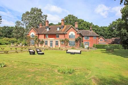Peanswood Country Manor - Robertsbridge - Villa