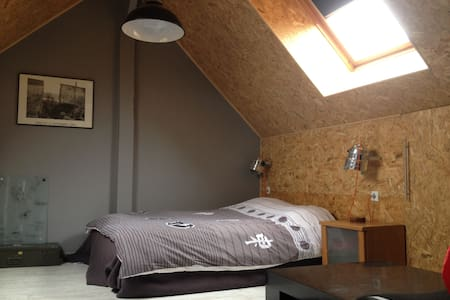 Saverne's attic room - Bed & Breakfast