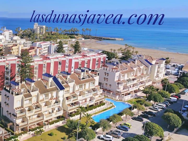Las Dunas Javea Holiday Apartment Spain VT-446555A