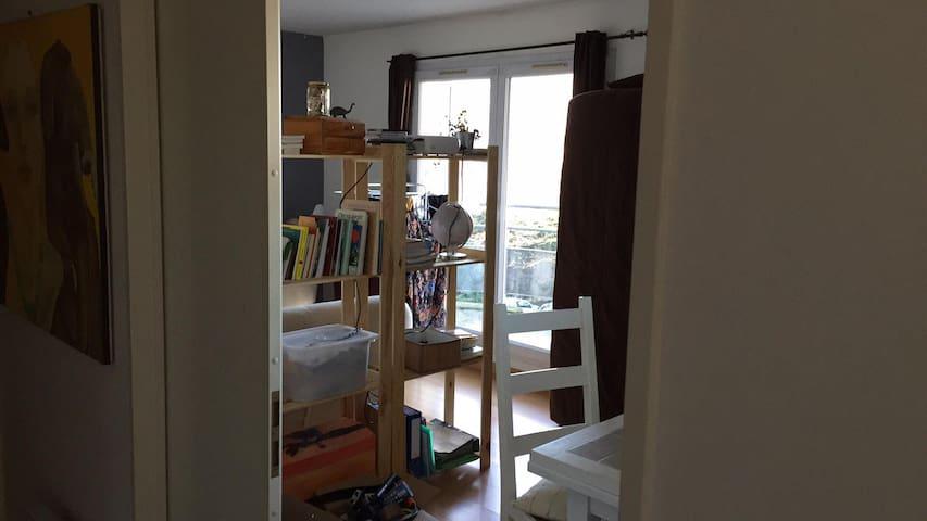 Appartement, 1 chambre pratique dans Wazemmes