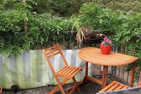 Großzügige Dachgeschoss-Wohnung mit Balkon 79 qm - Essen - Leilighet
