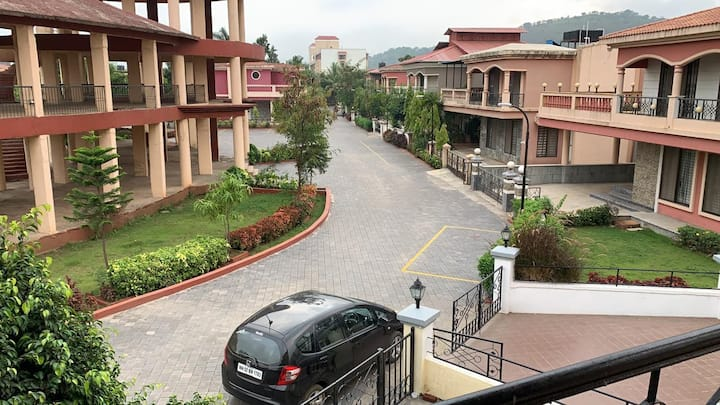 Hideout Lonavala Bungalow - 3 BHK + Swimming Pool