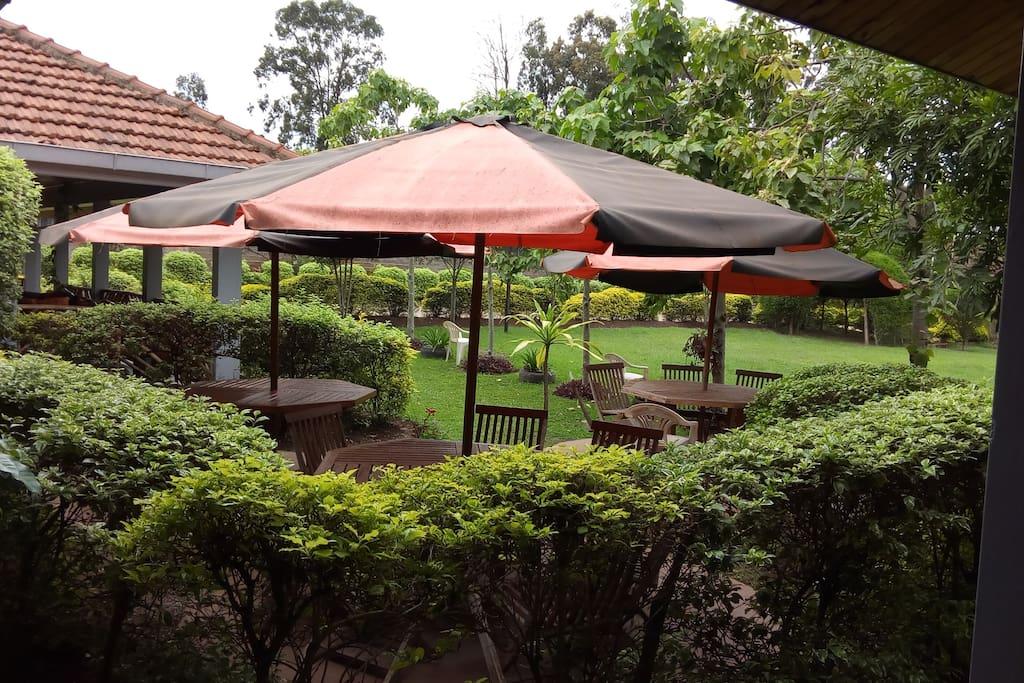 Conference centre, Langata