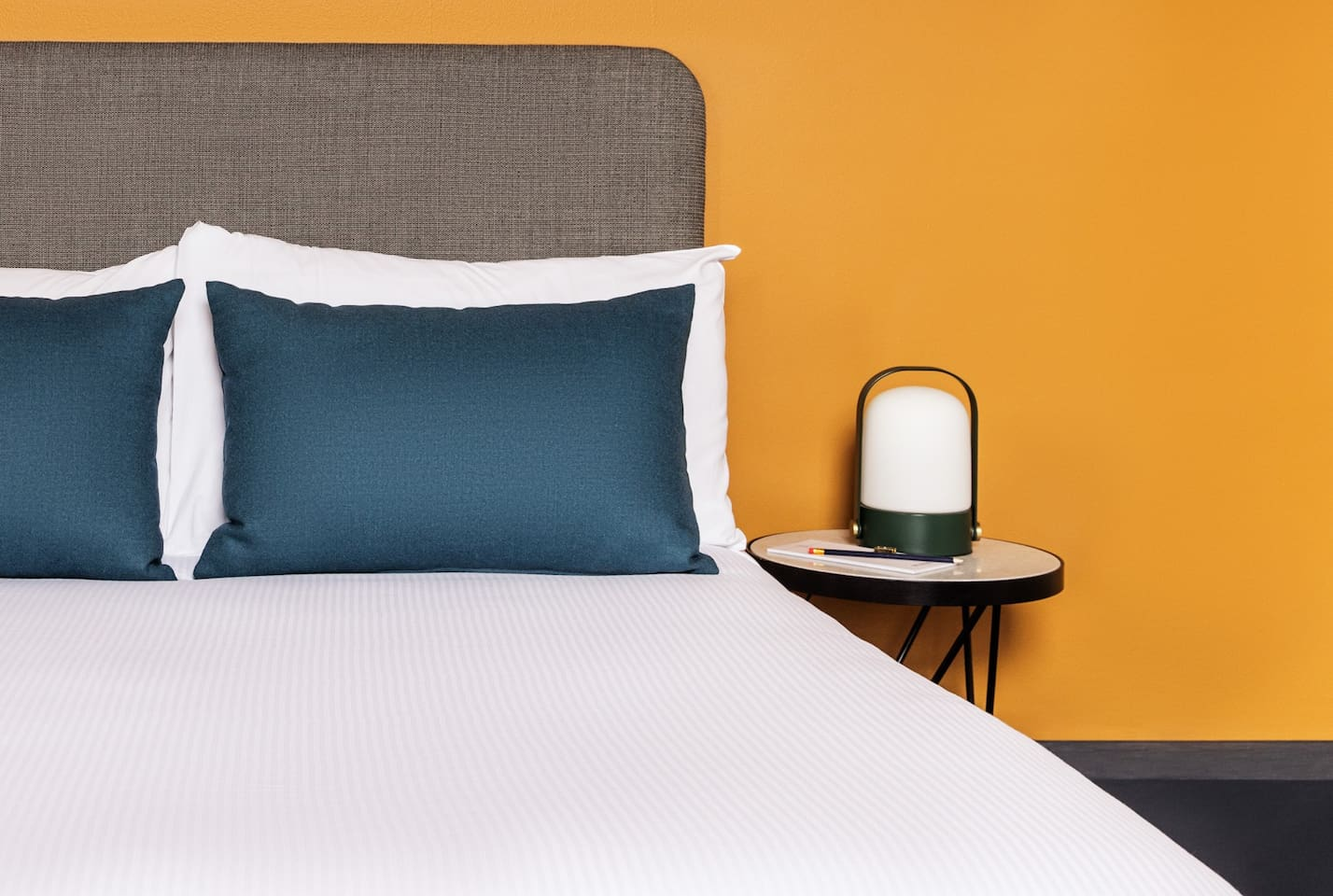 Our Compact Double Rooms of the comfort and convenience of being at home