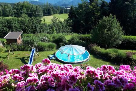 Große Fewo 90m²  im sonnigen Süden von Österreich