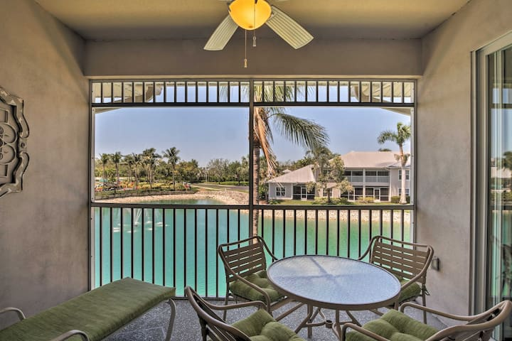 Discover paradise at this lovely GreenLinks Golf Villas at Lely Resort condo!
