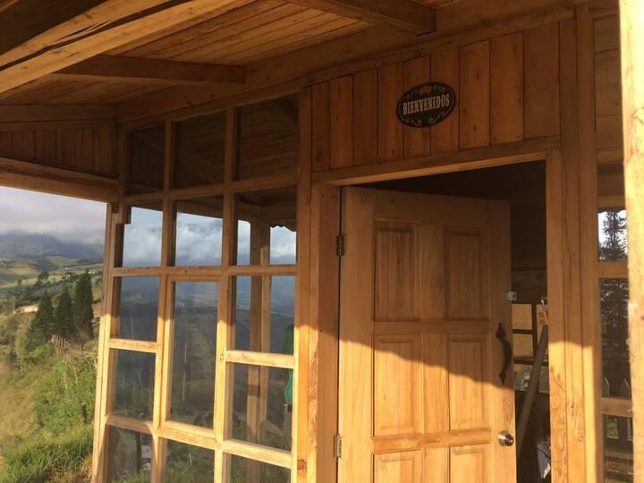Cabaña Ecológica Del Motilon