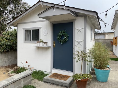 Affordable Tiny House Miles From the Beach!