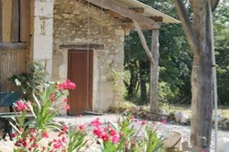 Charming studio next the old barn - Bournel