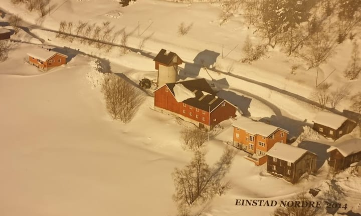 Kårbolig Einstad Nordre