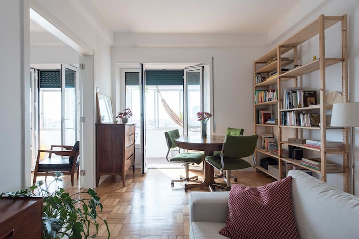 One bedroom apartment in the city center - Lisboa