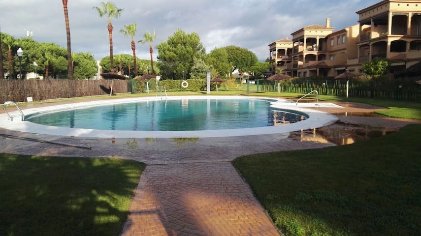 Apartment close to La Barrosa beach Chiclana