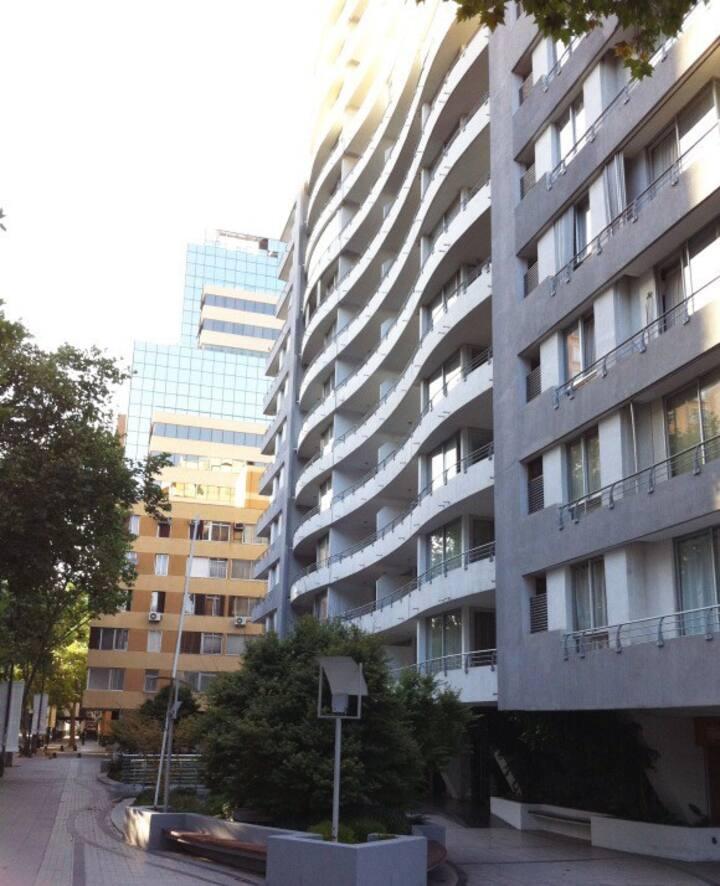 Habitacion / quarto / Mejor ubicación de Santiago.