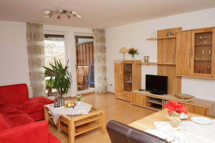 Vacation apartment Jungbauernhof