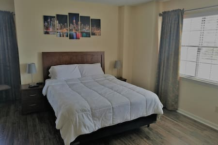 Spacious Master Bedroom Suite!