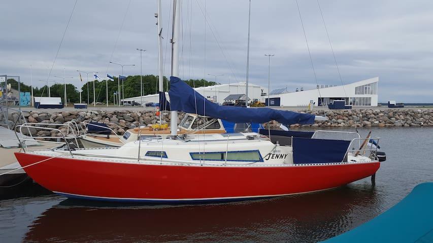 Sailboat Jenny